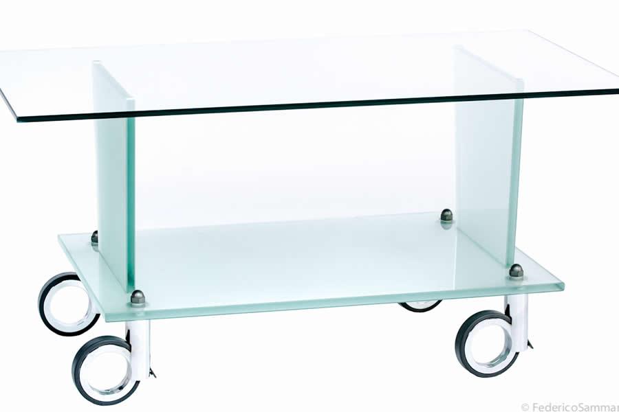 Produzione articoli per interior design in vetro e cristallo a ...