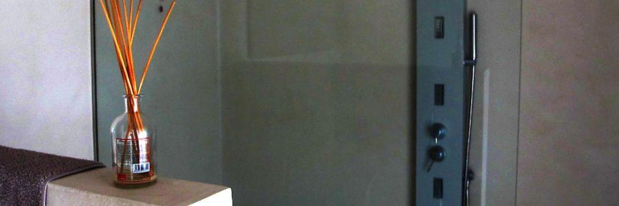 Box Doccia in cristallo profilati su misura
